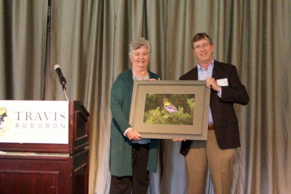 Travis Audubon, Victor Emanuel Conservation Award Luncheon