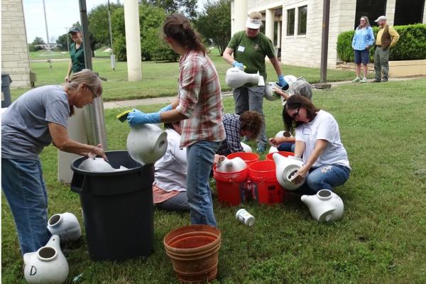 NWF Habitat Stewards Day