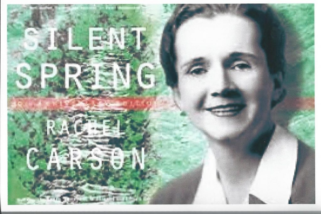essay about silent spring Essays on american environmental history rachel carson and the awakening of environmental consciousness silent spring, 1962:.